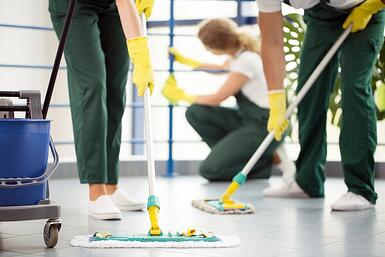 Commercial cleaning company 4