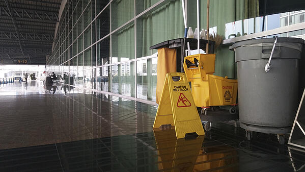 cleaning and sanitizing equipment