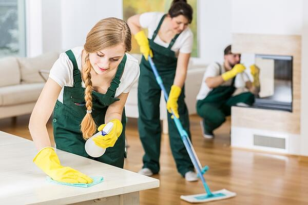 residential cleaning business 3
